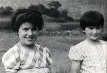Jacinta und Loli